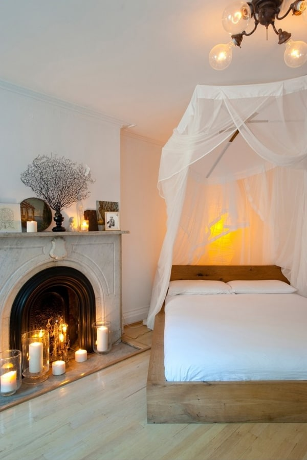 Bedroom Fireplace Ideas-23-1 Kindesign