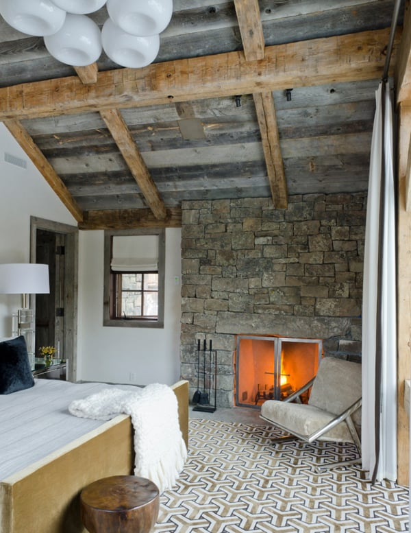 Bedroom Fireplace Ideas-24-1 Kindesign