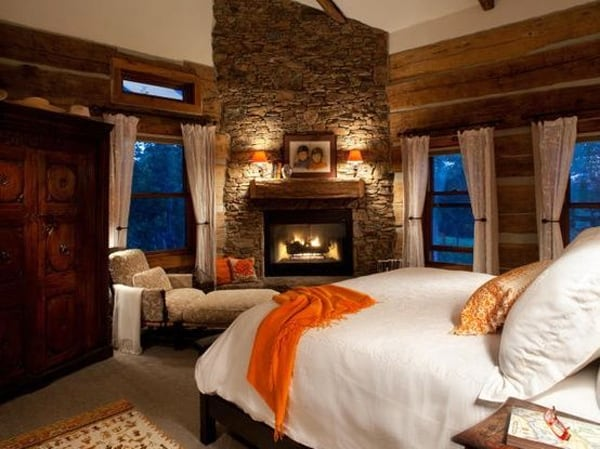 Bedroom Fireplace Ideas-25-1 Kindesign