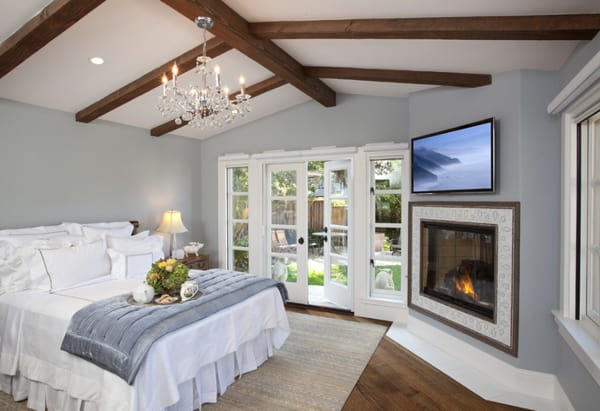 Bedroom Fireplace Ideas-27-1 Kindesign