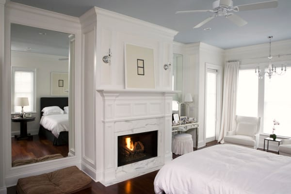 Bedroom Fireplace Ideas-30-1 Kindesign