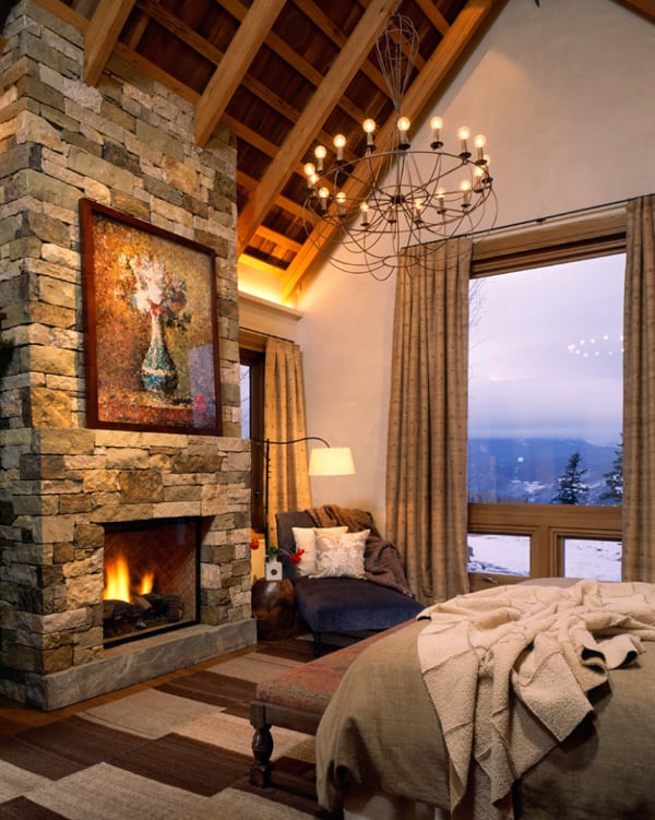 Bedroom Fireplace Ideas-42-1 Kindesign