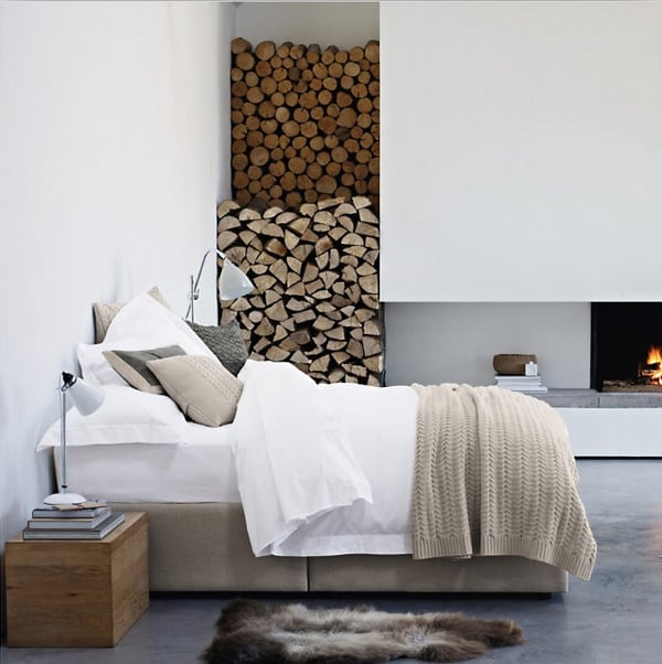 Bedroom Fireplace Ideas-44-1 Kindesign