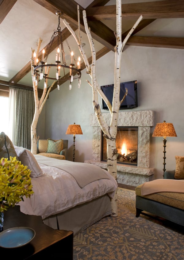 Bedroom Fireplace Ideas-45-1 Kindesign
