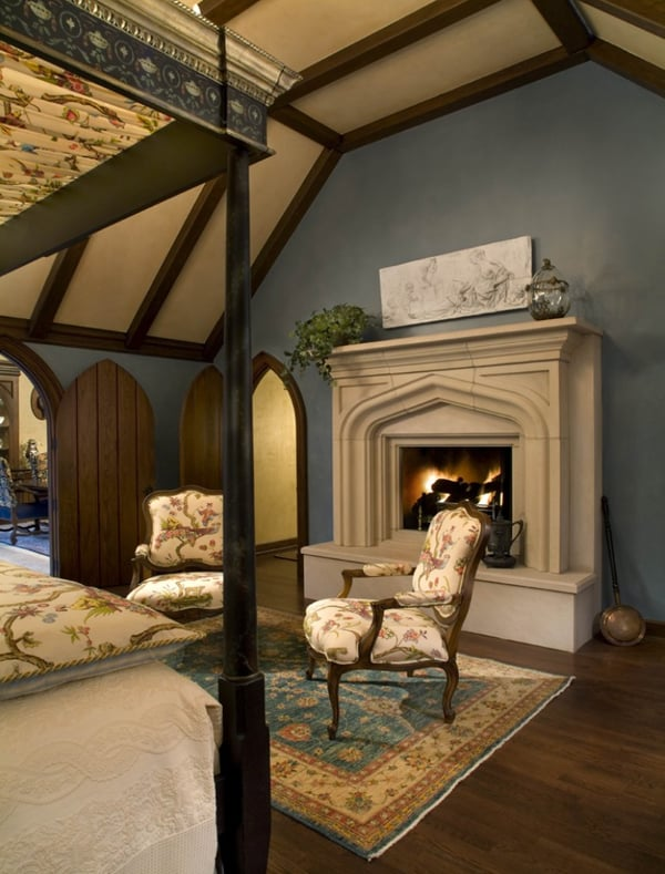 Bedroom Fireplace Ideas-46-1 Kindesign