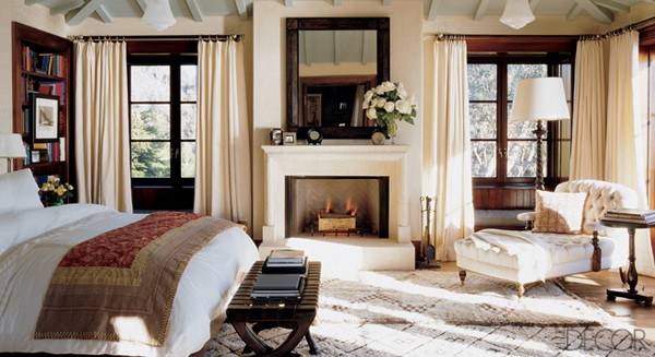 Bedroom Fireplace Ideas-53-1 Kindesign