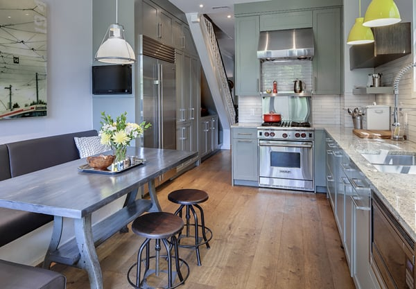 featured posts image for Cabbagetown home renovation by Beauparlant Design