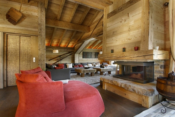Chalet Pearl-Courchevel 1850-10-1 Kindesign