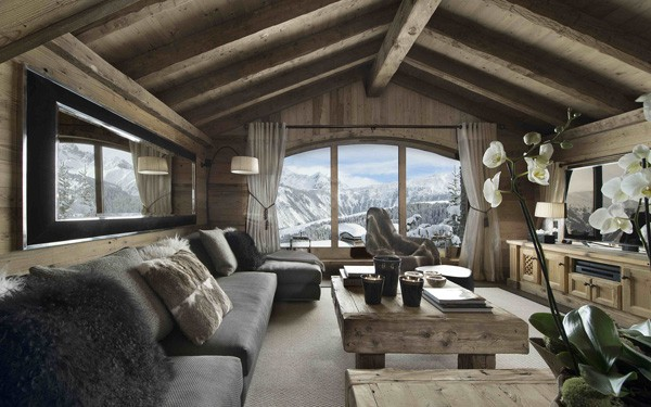 Chalet Pearl-Courchevel 1850-11-1 Kindesign