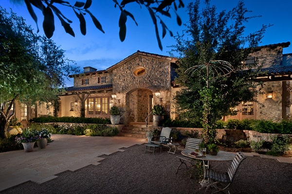 featured posts image for Stunning French provincial home in Paradise Valley