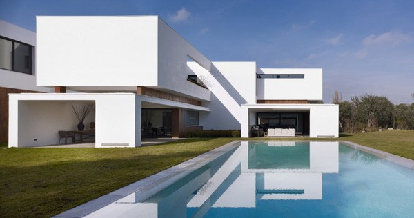 House in La Moraleja-DAHL-GHG Architects -02-1 Kindesign