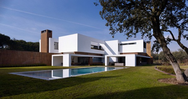 House in La Moraleja-DAHL-GHG Architects -03-1 Kindesign