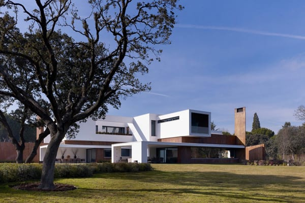 House in La Moraleja-DAHL-GHG Architects -04-1 Kindesign