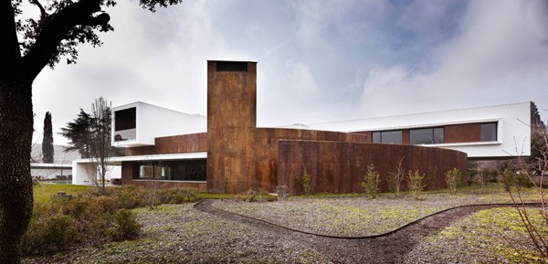 House in La Moraleja-DAHL-GHG Architects -06-1 Kindesign