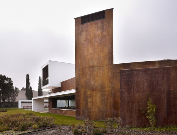 House in La Moraleja-DAHL-GHG Architects -07-1 Kindesign