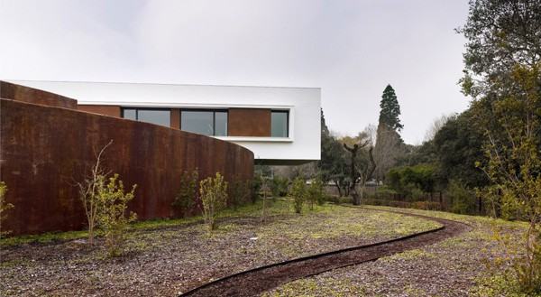 House in La Moraleja-DAHL-GHG Architects -08-1 Kindesign