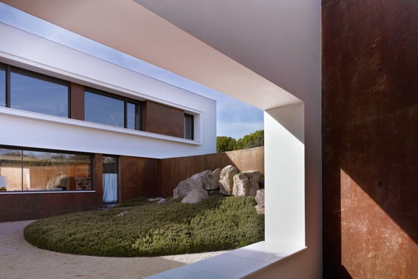 House in La Moraleja-DAHL-GHG Architects -10-1 Kindesign