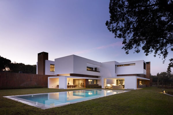 House in La Moraleja-DAHL-GHG Architects -33-1 Kindesign