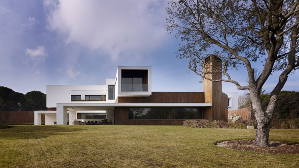 House in La Moraleja-DAHL-GHG Architects -34-1 Kindesign