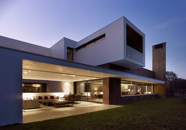 House in La Moraleja-DAHL-GHG Architects -35-1 Kindesign