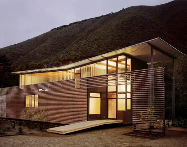 featured posts image for Modernist Jackson Family Retreat in Big Sur, California