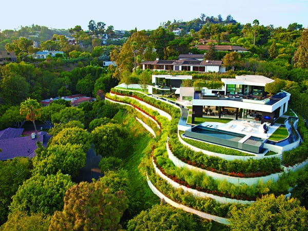 featured posts image for Beverly Hills dream home with spectacular views