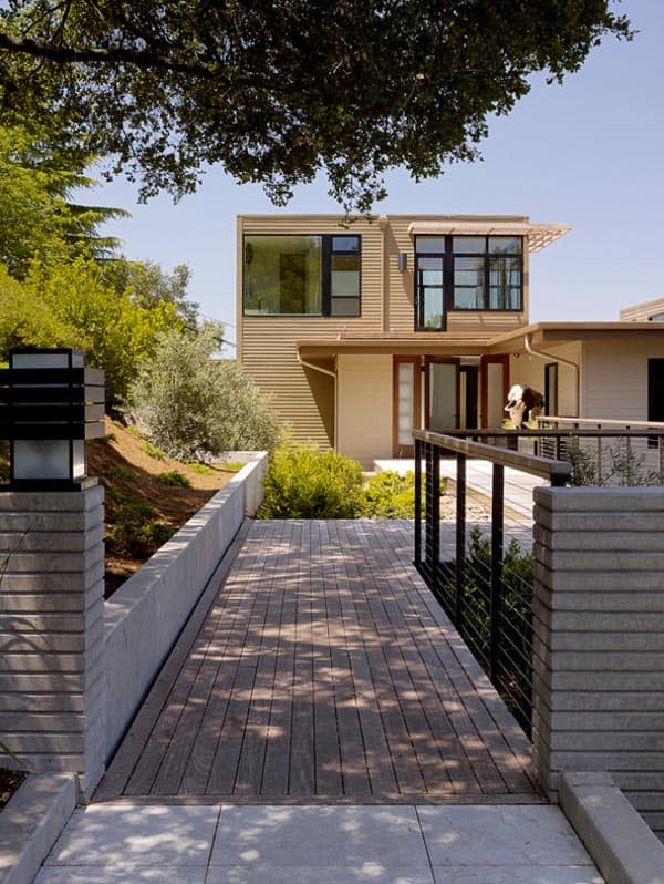 featured posts image for Beautiful Renovation to a Los Altos Hills Residence