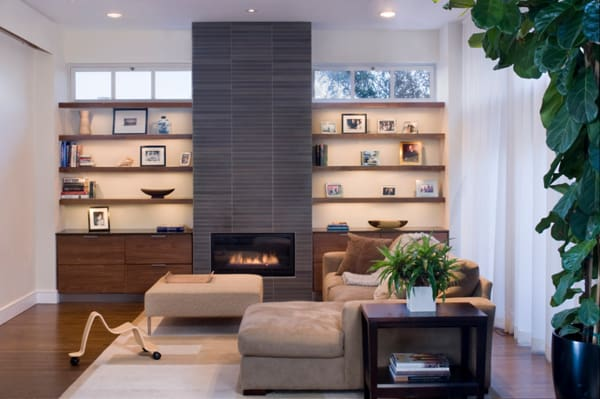Modern Fireplace Design Ideas-01-1 Kindesign