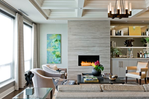 Modern Fireplace Design Ideas-04-1 Kindesign