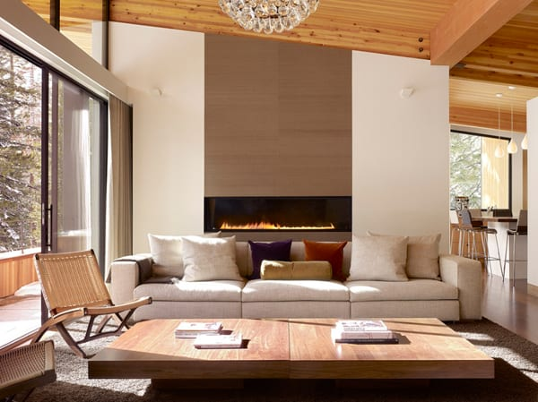Modern Fireplace Design Ideas-10-1 Kindesign