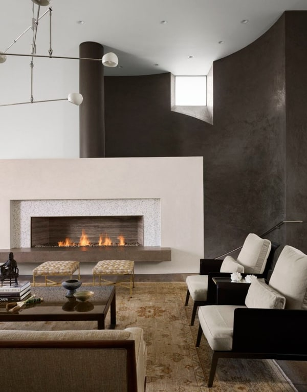 Modern Fireplace Design Ideas-15-1 Kindesign