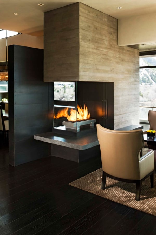 Modern Fireplace Design Ideas-17-1 Kindesign