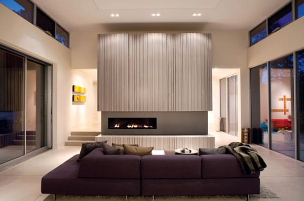 Modern Fireplace Design Ideas-26-1 Kindesign