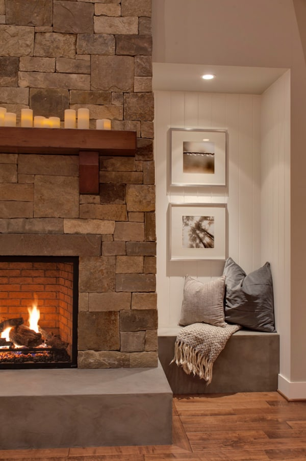 Modern Fireplace Design Ideas-51-1 Kindesign