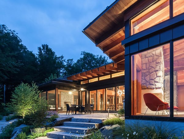 Muskoka Cottage-Christopher Simmonds Architect-02-1 Kindesign