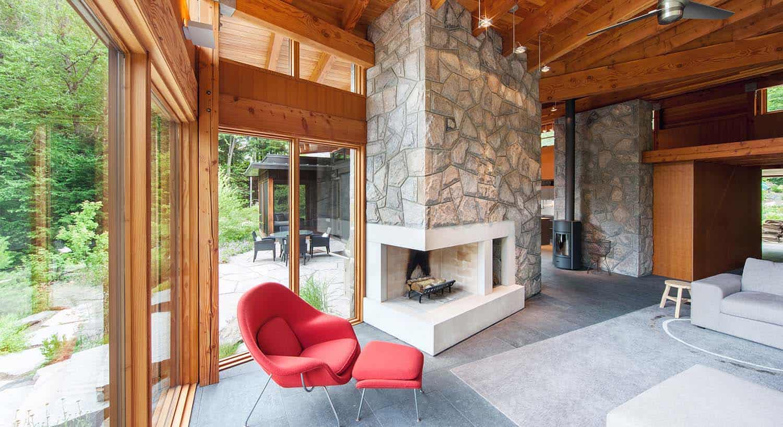 Muskoka-Cottage-Christopher-Simmonds-Architect-11-1-Kindesign