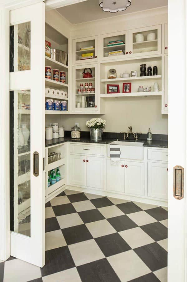 Kitchen Pantry Design Ideas Simple Design Ideas
