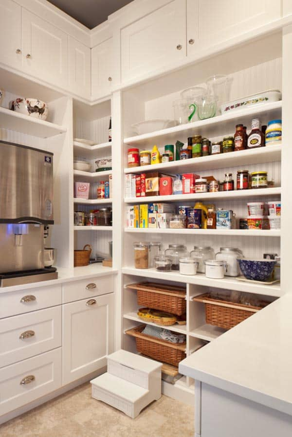 pantry design ideas 26 1 kindesign - Pantry Design Ideas