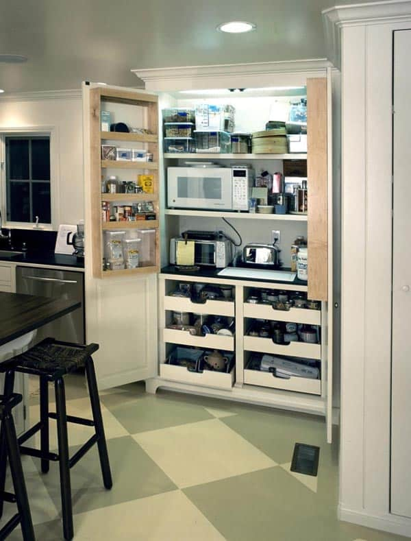 53 Mind Ing Kitchen Pantry Design Ideas