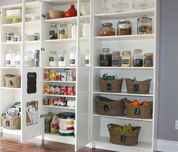 Pantry Design Ideas 49 1 Kindesign