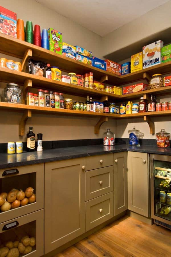 pantry design ideas 50 1 kindesign - Pantry Design Ideas