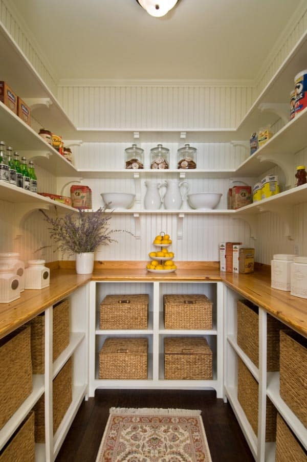 Kitchen Pantry Design Ideas Amazing Decorating Design