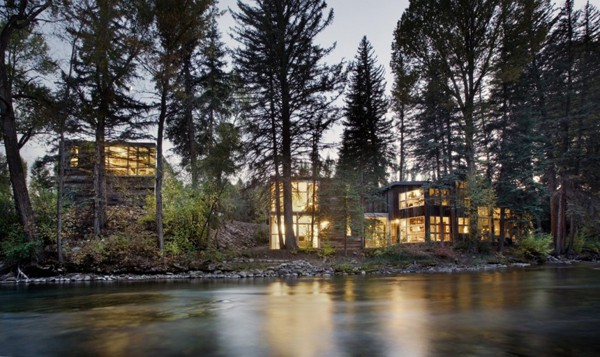 featured posts image for Stunning contemporary remodel in Woody Creek
