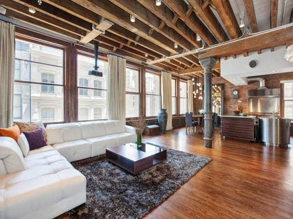 featured posts image for Ultimate contemporary SoHo loft with exquisite details