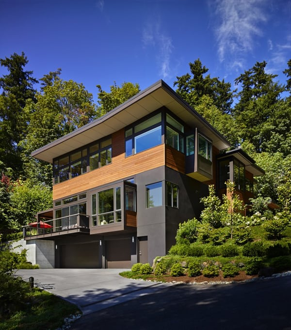 featured posts image for Splendid waterfront property in Seattle: Westlight House
