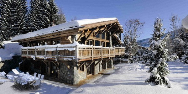 featured posts image for Rustic modern Chalet Brickell in the Rhone Alpes