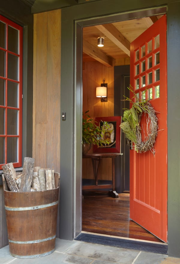 Christmas Porch Decorating Ideas-03-1 Kindesign