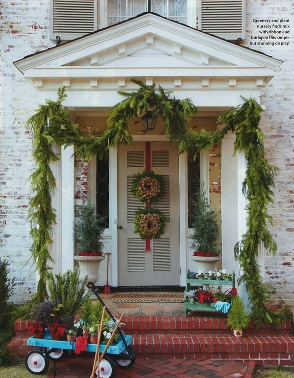 Christmas Porch Decorating Ideas-45-1 Kindesign