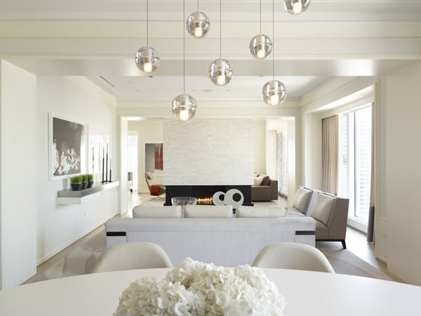featured posts image for Modern City Retreat with sensational interiors in Chicago