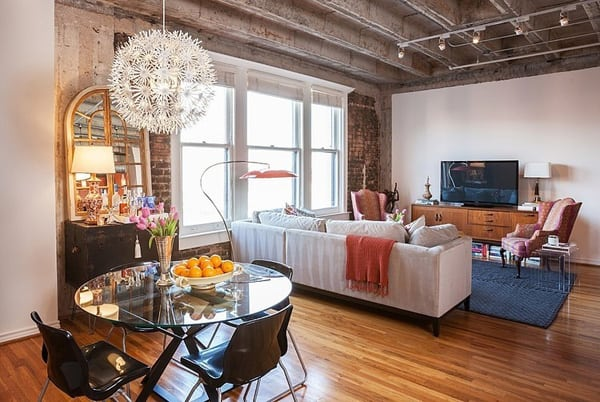 featured posts image for Incredibly stylish contemporary loft in Houston